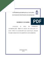 Avaliação in vitro de diferentes concentrações, tempos e modos de aplicação do ácido cítrico na biomodificação radicular
