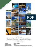 DMO Europe 2008