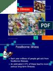 3.Foodborne Illness