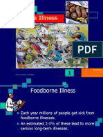 3.Foodborne Illness