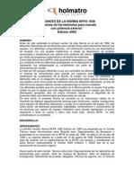 Alcances de La Norma NFPA 1936 Edicion 2005