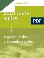Secondary Suites Brochure