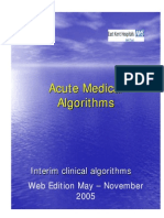 Acute Medical Algorithms Updated Jan.06