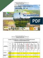 Boletín Agrometeorológico Decadal Nro. 19 para el cultivo de Quinua en la ecoregión Altiplano Centro y Sur-Marzo 2012