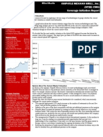 CMG - Analyst Report - Mihai Mazilu