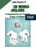 Cerchio Firenze 77 - Per Un Mondo Migliore 20