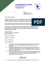 Proposta Composição AGL