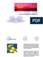 dBSafeEarProtectionProducts