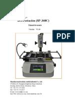 SP360C User Manual V1.03