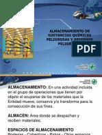4. ALMACENAMIENTO PRUDUCTOS QUIMICOS