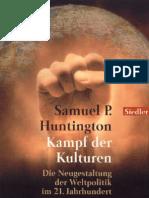 63312753 Samuel Hunting Ton Kampf Der Kulturen