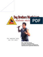 Dog Brothers - Stick Fighting