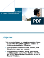 Cisco Guard Packet Analysis