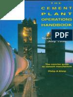 Cement Plant Operation Handbook