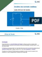 Analise de Circuitos Em Cc_Divisor de Tensao