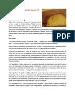 NEWSLETTER LICINIA DE CAMPOS 16 - A ciência atrás do bolo