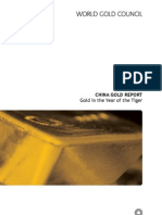 China Gold Report