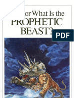Who or What is the Prophetic Beast (Prelim 1985)