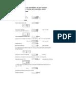 3. Cálculo Sedimentador + Filtro