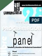 Panel Estectiva y Narrativa Video rio 1