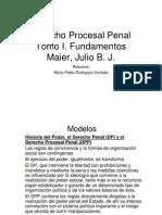 Derecho Procesal Penal - Tomo I - Fundamentos