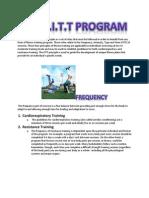 The F.I.T.T. Program