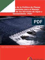 evaluación sector ambiente_contraloría
