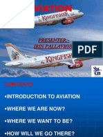 ion on Kingfisher Airlines