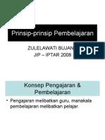 Bab 2 - Prinsip Prinsip Pembelajaran