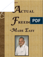 Actual Freedom - Made Easy