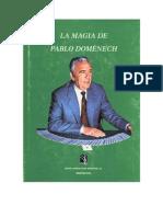 La Magia de Pablo Domenech