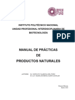 Manual de Productos Naturales