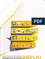 Exhibition System Display Catalog