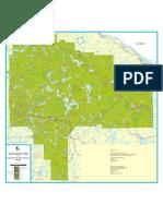 Algonquin Park Map