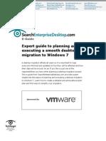 VMware Enterprise Desktop E-Guide