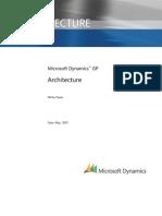 DynamicsGP Architecture