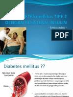 Diabetes Mellitus Tipe 2 Dengan Resistensi Insulin, Ppt 2003