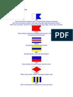 Bendera isyarat pelayaran