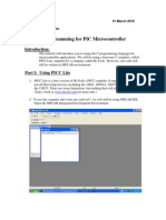 Ece216 2009 Tutorial C Compiler