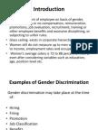 Gender on