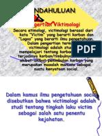 Victimologi