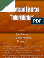 Tertiary Resource