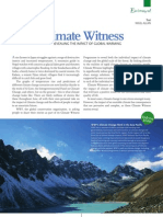 Climate Witness - Asian Geographic magazine issue 3/2008