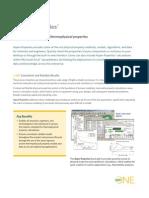 Aspen Properties Datasheet