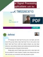 DSK TMS320C6713