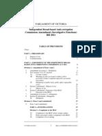 IBAC investigative powers bill