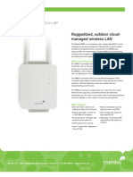 Meraki Datasheet MR62