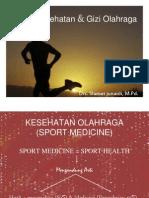 Kesehatan Olahraga