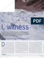 Climate Witness - Action Asia Magazine issue