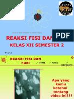 Fisika_reaksi Fisi & Fusi